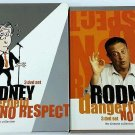 Rodney Dangerfield - No Respect The Ultimate Collection - 3  DVD 7 HRS  LIKE NEW