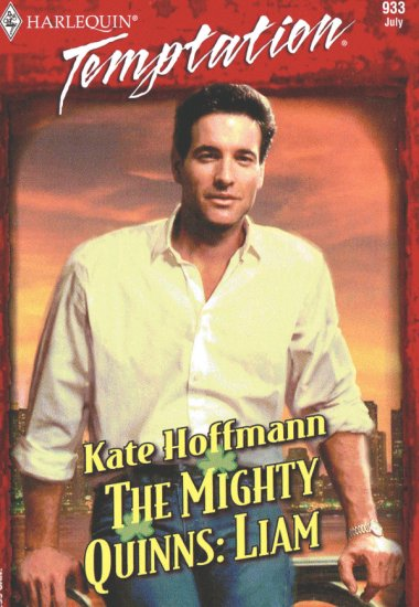 933 The Might Quinns Liam - by Kate Hoffman