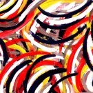 Modern Contemporary Abstract Art Painting SEMONE  GLY7