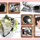 Handmade Acrylic Crystal HEADBAND Hairloop Hairband H1