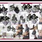 Pretty Rhinestone BowKnot Chandelier Dangle Earrings 72