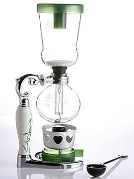 Emerald Siphon Tea and Coffee Maker