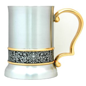 Sultan Tankard (Gold Trimmed) - G2201