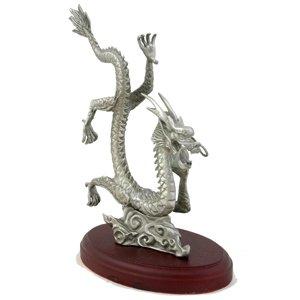 9566E - Dragon Figurine (B)