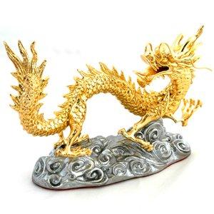 GF9566B - Dragon Figurine
