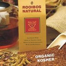 Organic Rooibos Tea with African Ginger