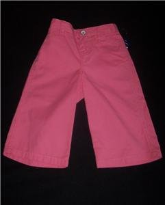 Toddler Girls POLO RALPH LAUREN Pants 18 MONTHS FLARE