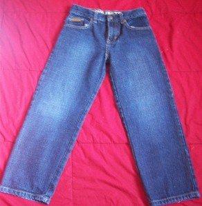 ECKO UNLIMITED Boys Jeans 7 Spring FALL DENIM