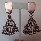 Copper Earrings model DSCF1107