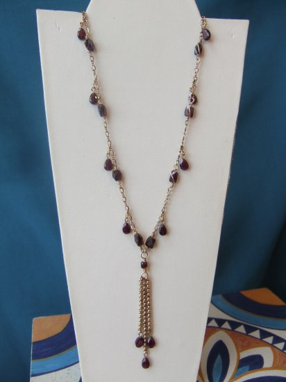 Goldfilled Necklace Model DSCF1717