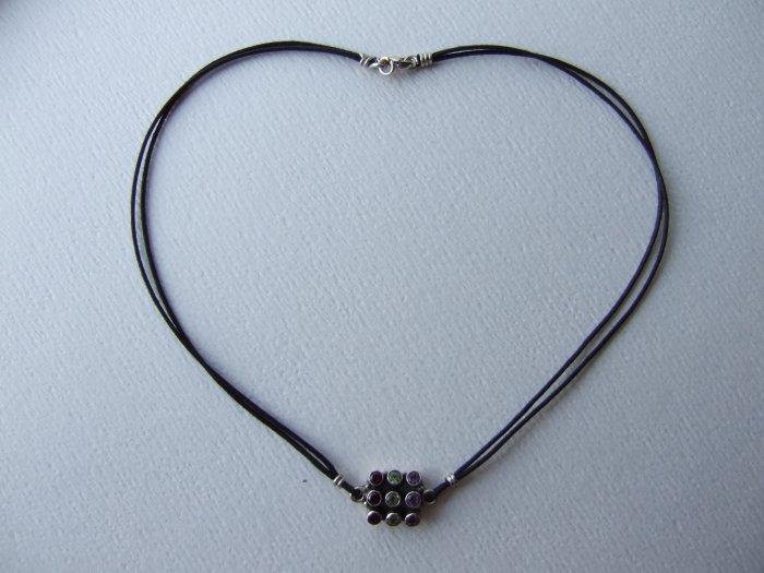 Necklace model DSCF0987