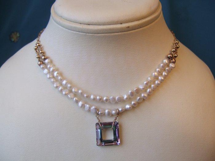 Goldfilled Necklace Model DSCF1837