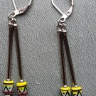 Alpaca Earrings Model 120248