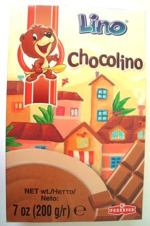 Chocolino Cokolino Cereal From Croatia