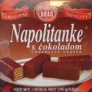 Napolitanke Chocolate Coated