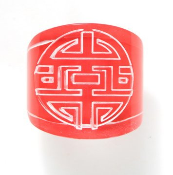 Fashion Jewelry Unique Chinese Ring / IH2-15