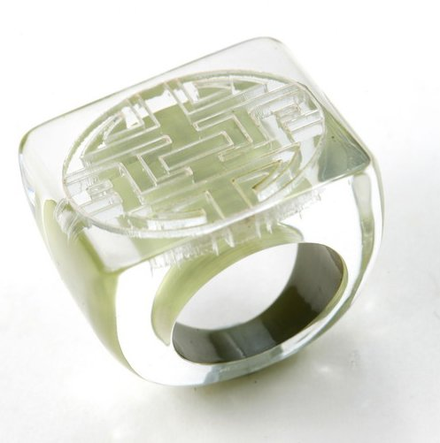 Fashion Jewelry Unique Chinese Ring / IH2-7