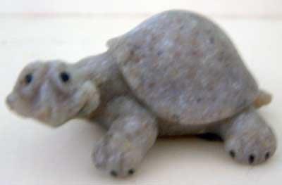 TURTLE #3 : Quarry Critter Mini : United Design Collectible