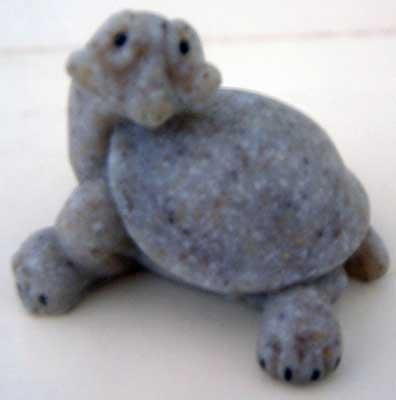 TURTLE #1 : Quarry Critter Mini : United Design Collectible