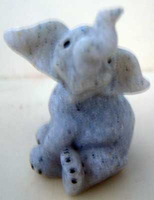 ELEPHANT #4 : Quarry Critter Mini : United Design Collectible