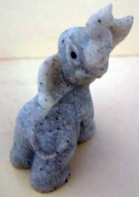 ELEPHANT #1 : Quarry Critter Mini : United Design Collectible