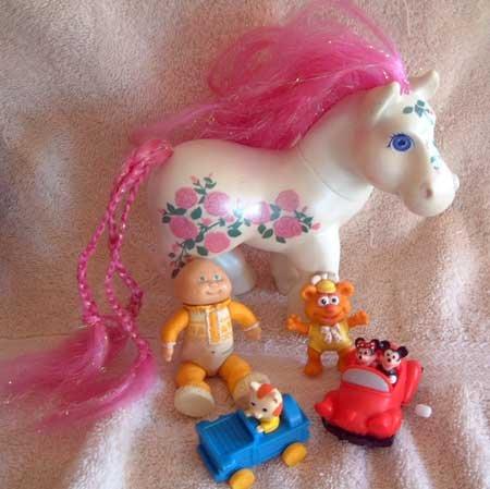 My Little Pony Cabbage Patch Fozzie Bear Mickey Minnie Plus