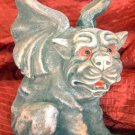Winged Cat GARGOYLE NWT! Gothic Fantasy Goth