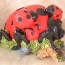 Ladybug & Babes Yard Indoor Outdoor Decor