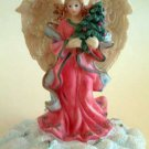 ANGEL Candle Topper : Beautiful Holiday Decor