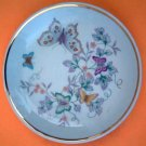 Butterflies & Flowers Mini Avon Collector Plate