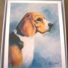 Beagle #3 Dog Notecards Envelopes Set - Maystead - NEW