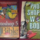 PhotoShop : 5/5.5 WOW & 5 Bible - NEW LARGE & HEAVY!