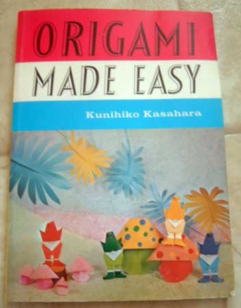 Book Craft Origami Made Easy