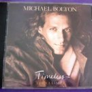 MUSIC CD Michael Bolton Timeless EUC