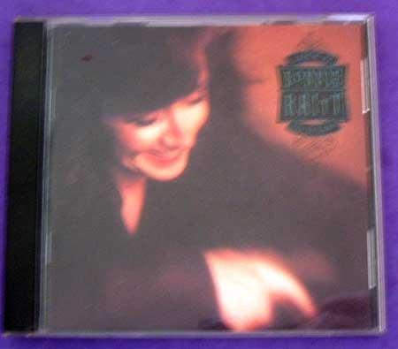 MUSIC CD Bonnie Raitt Luck of the Draw EUC