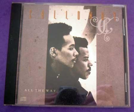 MUSIC CD Calloway All The Way EUC
