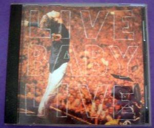 MUSIC CD INXS Live Baby Live EUC