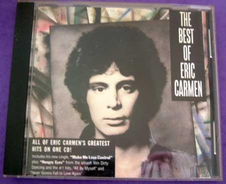 MUSIC CD Eric Carmen The Best Of EUC