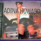 MUSIC CD Adina Howard Do You Wanna Ride? EUC