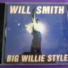 MUSIC CD Will Smith Big Willie Style EUC