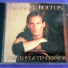 MUSIC CD Michael Bolton Time Love and Tenderness EUC