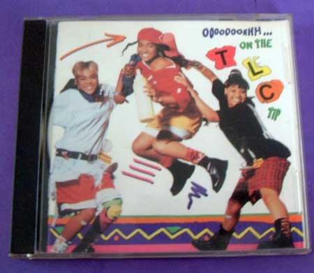 MUSIC CD TLC On the Tip EUC