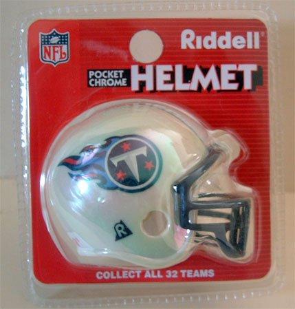 Miniature Football Team Helmet NIP WHITE