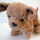 Ty Beanie Beenie Baby TUFFY DOG Retired Collectible