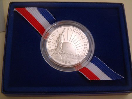 United States Liberty Coin Half Dollar Proof Vintage Mint