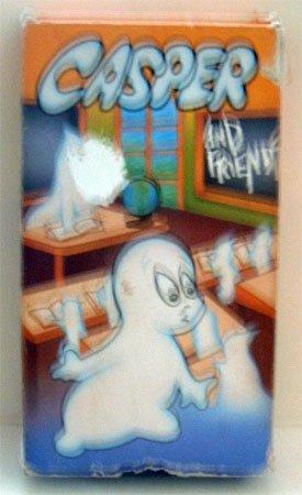 VHS Movie Casper the Ghost & Friends Cartoon