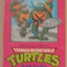 TMNT April Foolish Teenage Mutant Ninja Turtles VHS Movie Cartoon