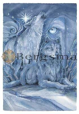 Jody BERGSMA Art Card Print : Dream...There Is New Beauty Waiting to Be Born