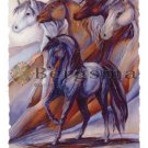Jody BERGSMA Art Card Print : Inspired By the Five Winds