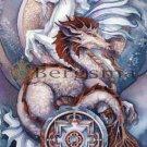 Jody BERGSMA Art Card Print : Elemental Magic